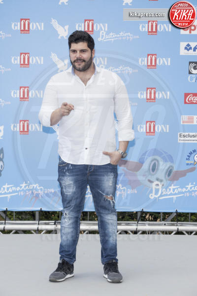 Salvatore Esposito - Giffoni Valle Piana - 17-07-2016 - Giffoni Film Festival, è il Gomorra day