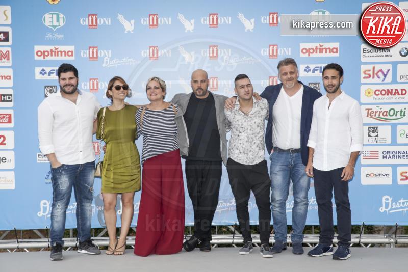 cast Gomorra - Giffoni Valle Piana - 17-07-2016 - Giffoni Film Festival, è il Gomorra day