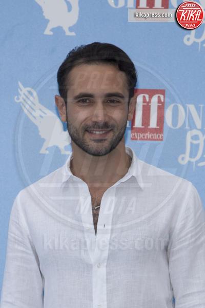 Marco Palvetti - Giffoni Valle Piana - 17-07-2016 - Giffoni Film Festival, è il Gomorra day