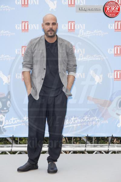 Marco D'Amore - Giffoni Valle Piana - 17-07-2016 - Giffoni Film Festival, è il Gomorra day