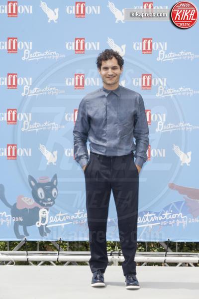 Alessandro Tersigni - Giffoni Valle Piana - 17-07-2016 - Giffoni Film Festival, è il Gomorra day