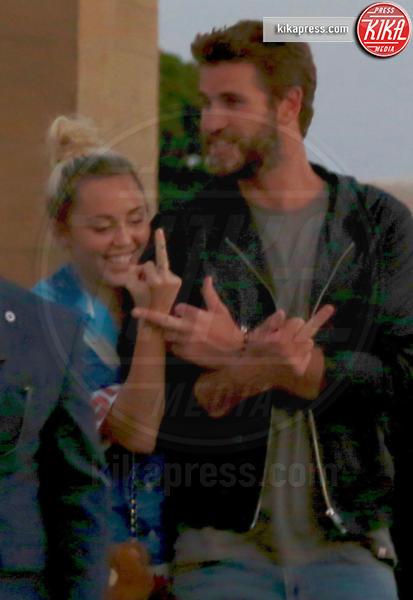Liam Hemsworth, Miley Cyrus - Los Angeles - 15-07-2016 - Justin Bieber & co: quando le star dimenticano le buone maniere