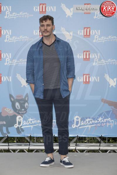 Sam Claflin - Giffoni Valle Piana - 21-07-2016 - Hunger Games trasloca al Giffoni grazie a Sam Claflin