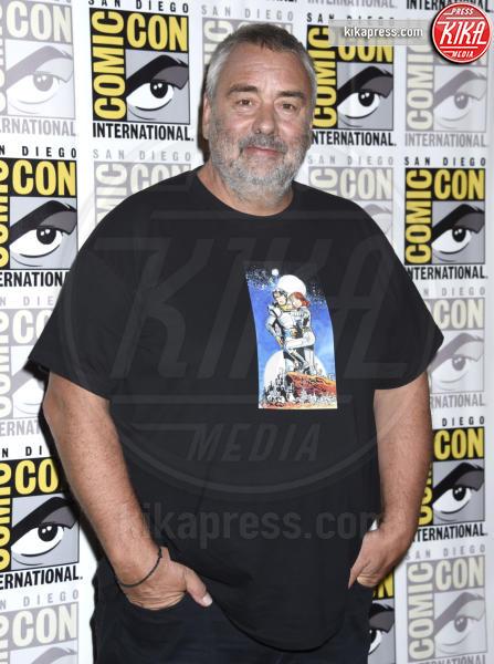 Luc Besson - San Diego - 21-07-2016 - Curiosi di vedere il nuovo taglio di Cara Delevingne? Eccolo