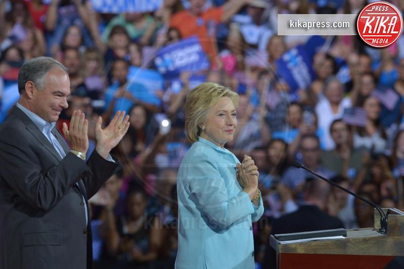 Hillary Clinton - Miami - 23-07-2016 - Leonardo DiCaprio, raccolta fondi per Hillary Clinton