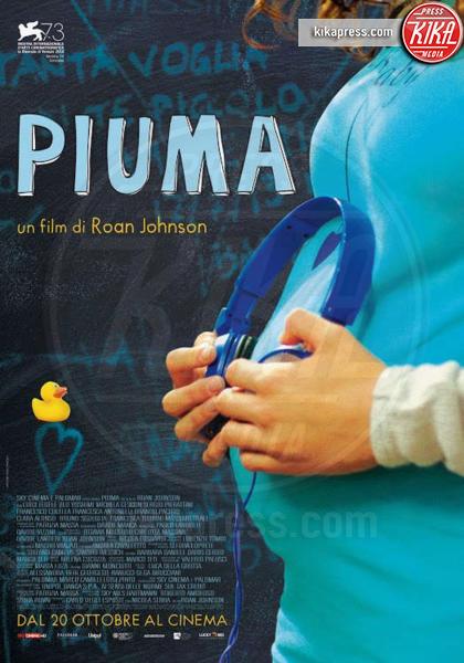 Piuma - Venezia - 28-07-2016 - Venezia 73: 3 i film italiani in concorso