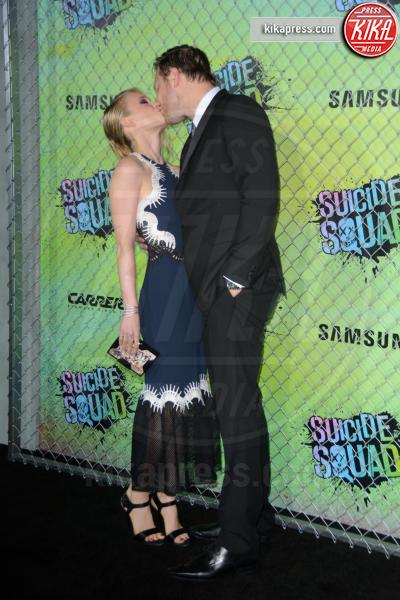 Leven Rambin, Jim Parrack - New York - 02-08-2016 - Suicide Squad, le foto della premiere di New York