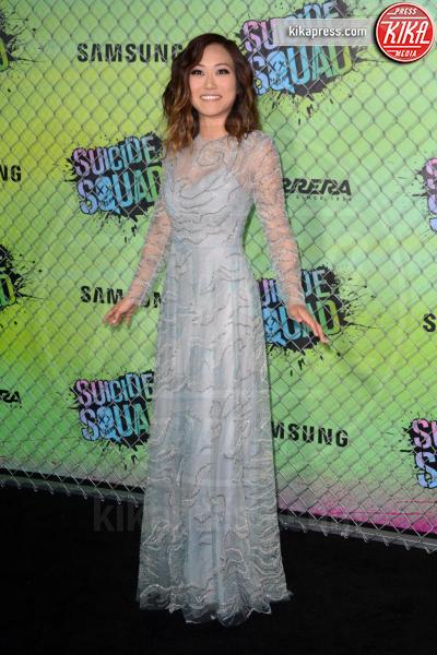 Karen Fukuhara - New York - 02-08-2016 - Suicide Squad, le foto della premiere di New York