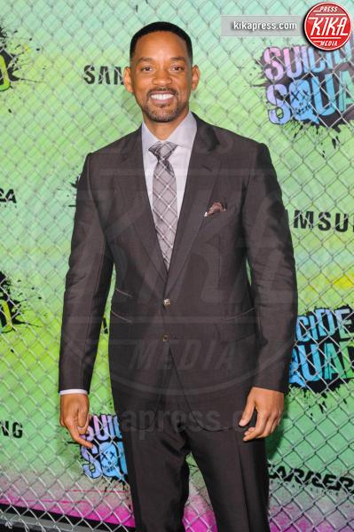 Will Smith - New York - 02-08-2016 - Suicide Squad, le foto della premiere di New York