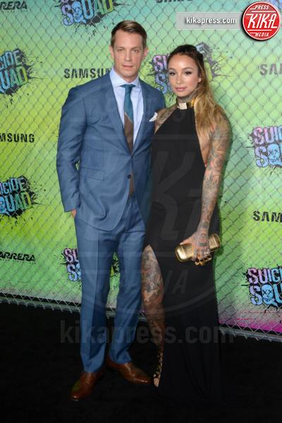 Joel Kinnaman - New York - 02-08-2016 - Suicide Squad, le foto della premiere di New York