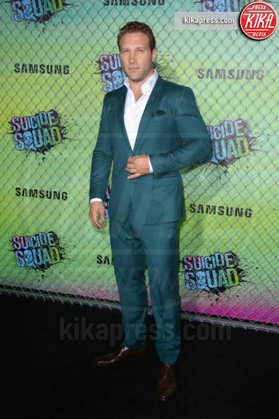 Jai Courtney - New York - 02-08-2016 - Suicide Squad, le foto della premiere di New York