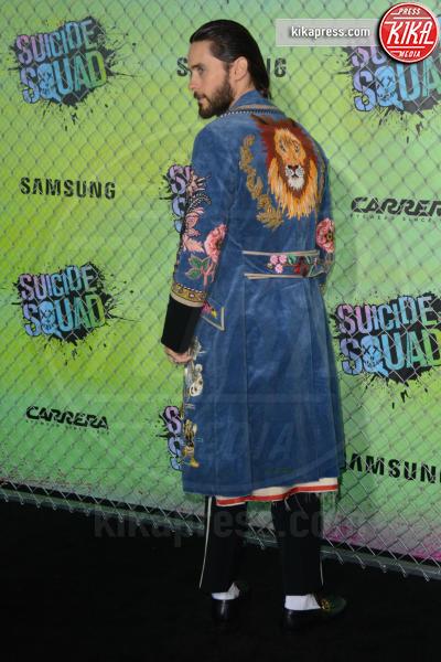 Jared Leto - New York - 02-08-2016 - Suicide Squad, le foto della premiere di New York