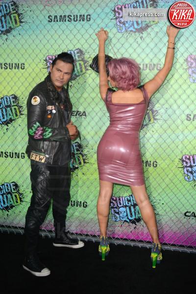 Summer Tiger, ADAM BEACH - New York - 02-08-2016 - Suicide Squad, le foto della premiere di New York