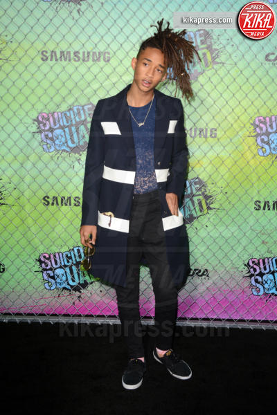 Jaden Smith - New York - 02-08-2016 - Suicide Squad, le foto della premiere di New York