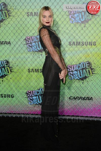 Margot Robbie - New York - 02-08-2016 - Suicide Squad, le foto della premiere di New York