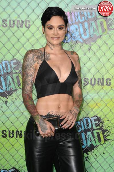 Kehlani - New York - 02-08-2016 - Suicide Squad, le foto della premiere di New York
