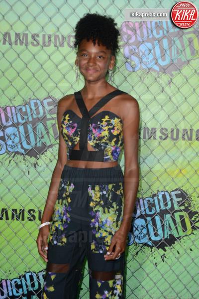 Shailyn Pierre-Dixon - New York - 02-08-2016 - Suicide Squad, le foto della premiere di New York