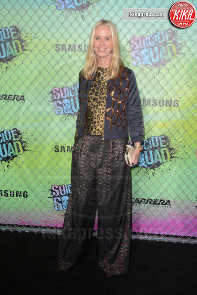 Diane Nelson - New York - 02-08-2016 - Suicide Squad, le foto della premiere di New York