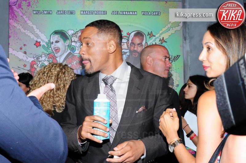 Will Smith - NY - 02-08-2016 - Suicide Squad, le foto della premiere di New York
