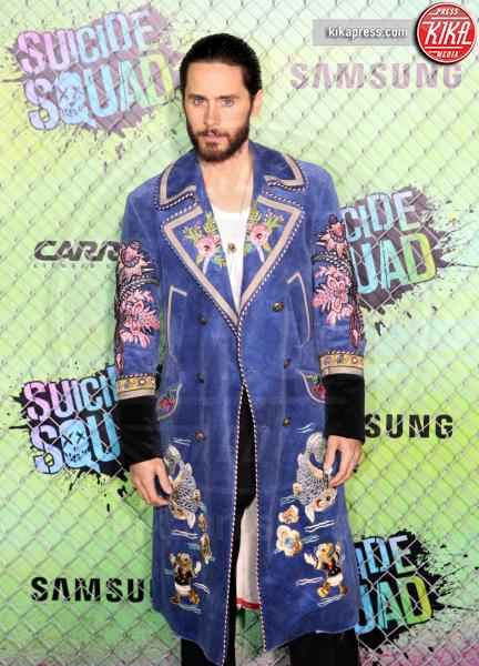 Jared Leto - New York - 01-08-2016 - Suicide Squad, le foto della premiere di New York