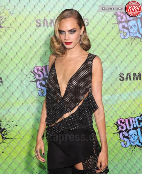 Cara Delevingne - New York - 01-08-2016 - Suicide Squad, le foto della premiere di New York