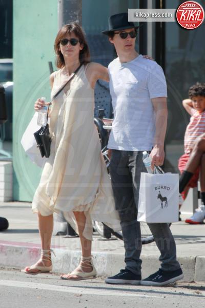 Sophie Hunter, Benedict Cumberbatch - Los Angeles - 08-08-2016 - Benedict Cumberbacth due volte papà, è nato Hal Auden