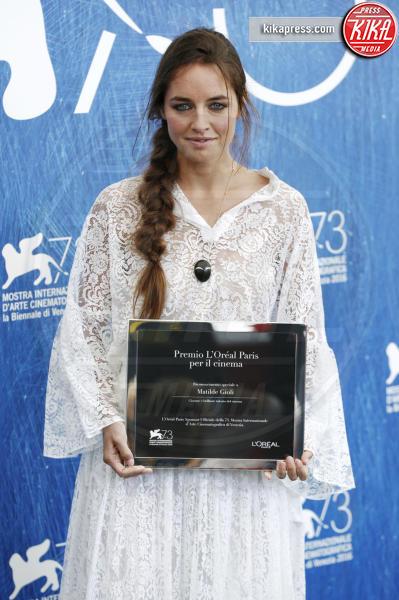 News Photo : Vittoria Puccini attends the Premio LOreal