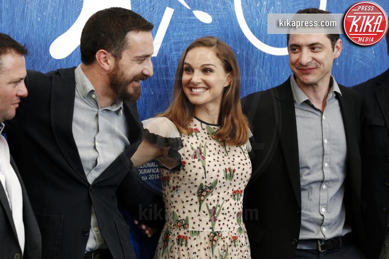Pablo Larrain, Natalie Portman - Venezia - 07-09-2016 - Venezia 73, il Leone d'Oro va a The woman who left