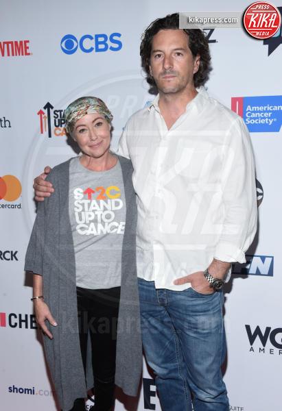 Kurt Iswarienko, Shannen Doherty - Los Angeles - 09-09-2016 - Shannen Doherty riunisce le star contro il cancro