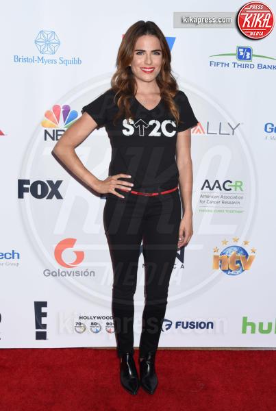 Karla Souza - Los Angeles - 09-09-2016 - Shannen Doherty riunisce le star contro il cancro