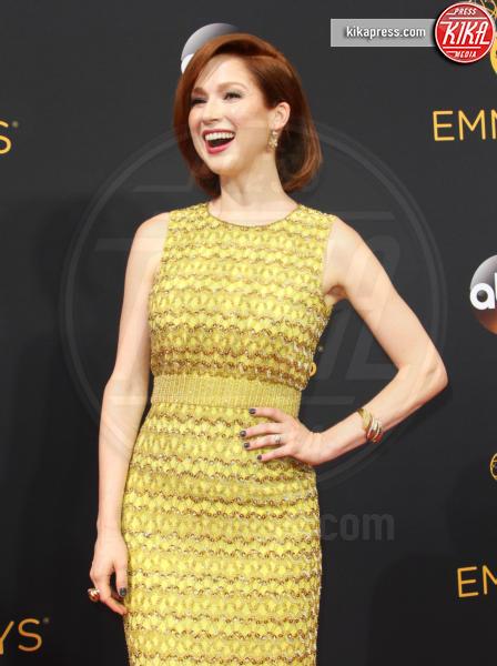 Ellie Kemper - Los Angeles - 18-09-2016 - Emmy Awards 2016: sul red carpet sfila la bellezza