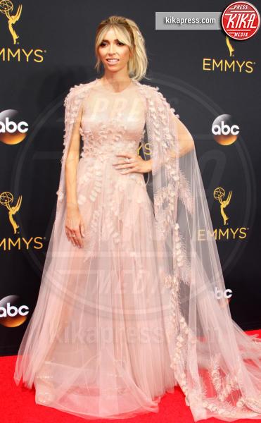 Giuliana Rancic - Los Angeles - 18-09-2016 - Emmy Awards 2016: sul red carpet sfila la bellezza