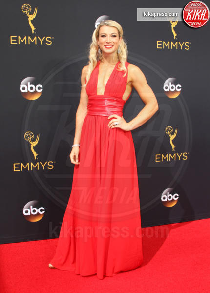 Jessie Graff - Los Angeles - 18-09-2016 - Emmy Awards 2016: sul red carpet sfila la bellezza