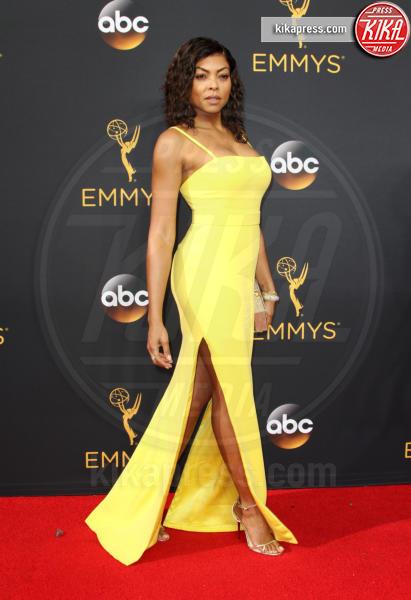 Taraji P. Henson - Los Angeles - 18-09-2016 - Emmy Awards 2016: sul red carpet sfila la bellezza