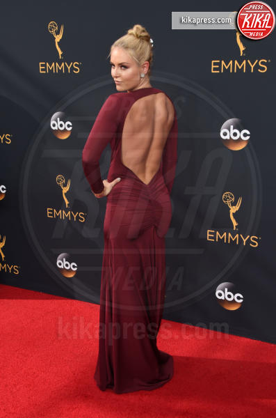 Lindsey Vonn - Los Angeles - 18-09-2016 - Emmy Awards 2016: sul red carpet sfila la bellezza
