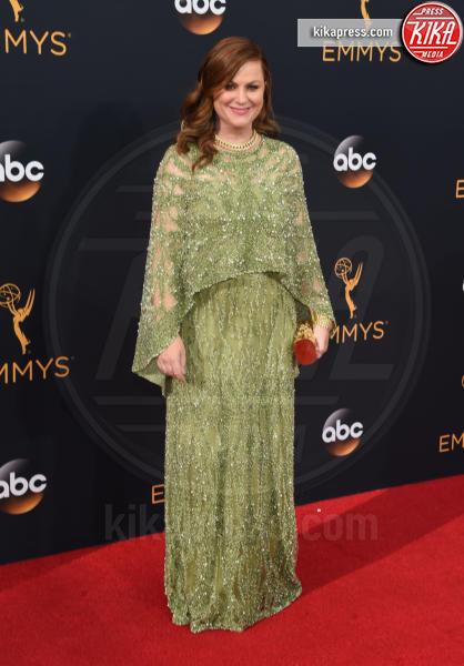 Amy Poehler - Los Angeles - 18-09-2016 - Emmy Awards 2016: sul red carpet sfila la bellezza