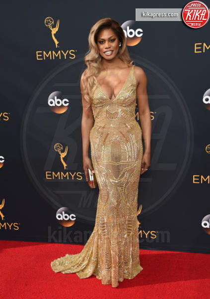 Laverne Cox - Los Angeles - 18-09-2016 - Emmy Awards 2016: sul red carpet sfila la bellezza