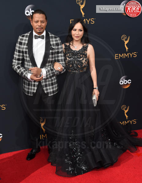 Terrence Howard - Los Angeles - 18-09-2016 - Emmy Awards 2016: sul red carpet sfila la bellezza