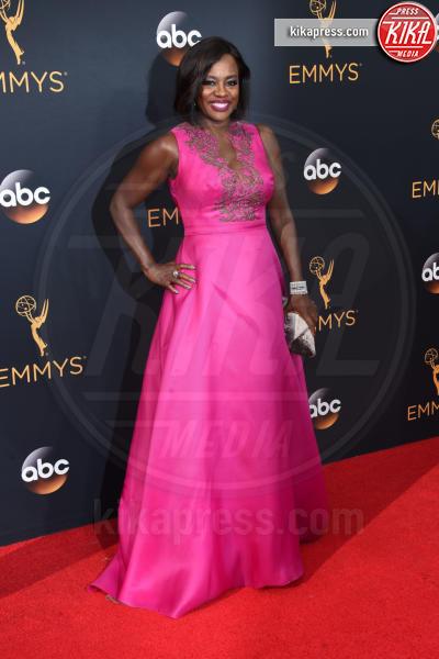 Viola Davis - Los Angeles - 18-09-2016 - Emmy Awards 2016: sul red carpet sfila la bellezza