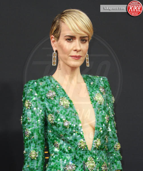 Sarah Paulson - Los Angeles - 18-09-2016 - Emmy Awards 2016: sul red carpet sfila la bellezza