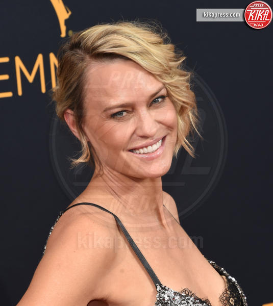 Robin Wright - Los Angeles - 18-09-2016 - House of Cards, il teaser dell'ultima stagione senza Spacey
