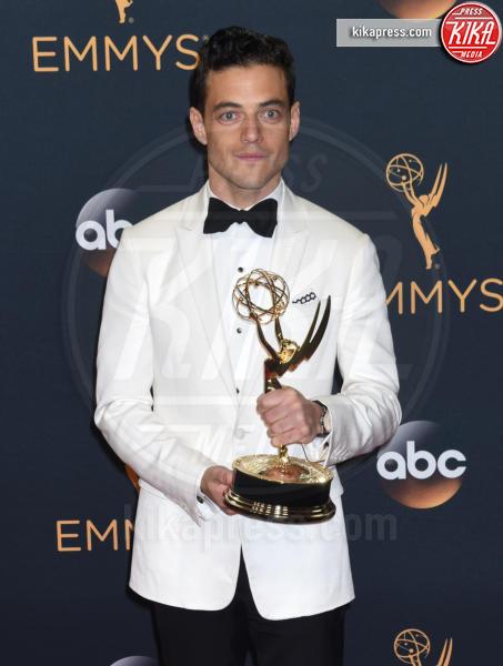 Rami Malek - Los Angeles - 18-09-2016 - Rami Malek sarà il villain del prossimo James Bond