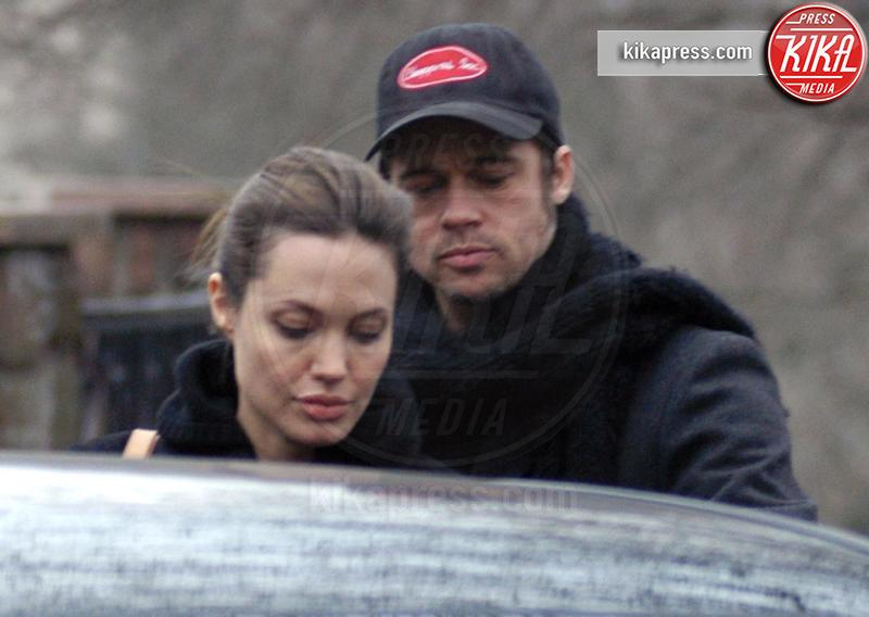 Angelina Jolie, Brad Pitt - Los Angeles - 16-01-2016 - Brangelina nel caos: