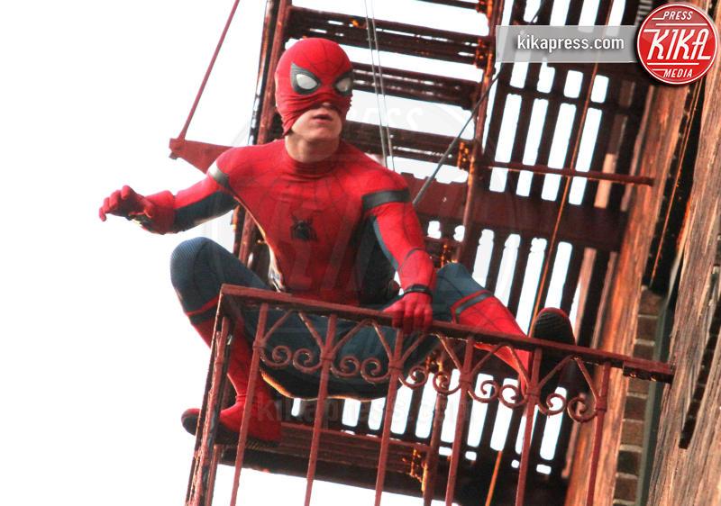 Tom Holland - New York - 27-09-2016 - I film sui supereroi che non sono mai usciti al cinema