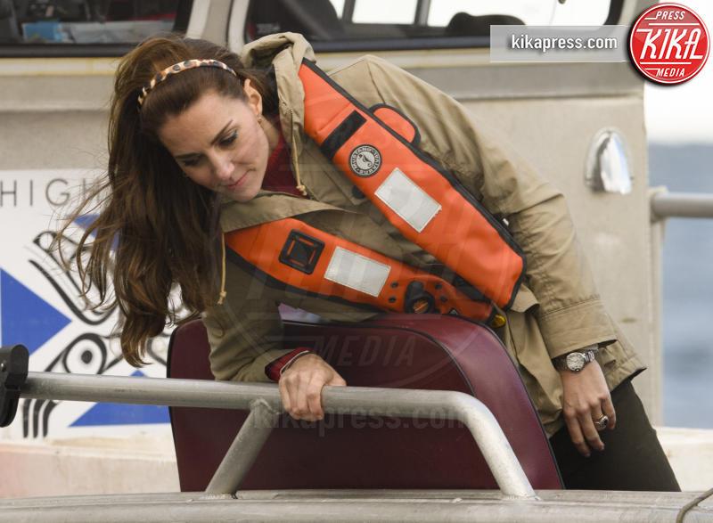 Kate Middleton - British Columbia - 01-10-2016 - Kate, cara, ti andrebbe di andare a pesca?