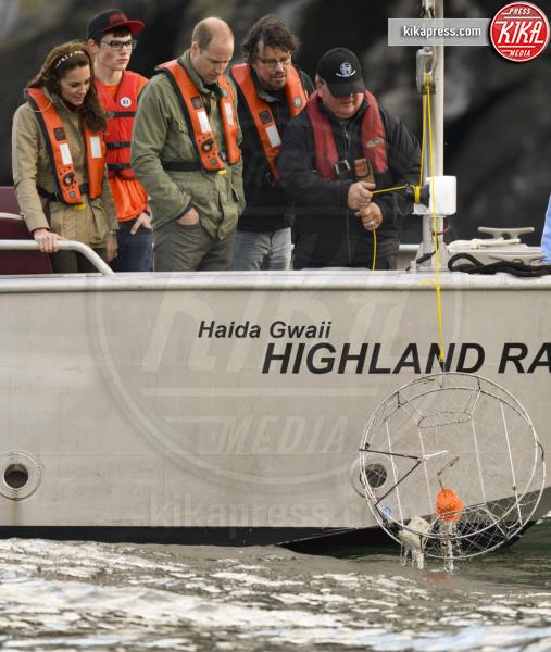 Principe William, Kate Middleton - British Columbia - 01-10-2016 - Kate, cara, ti andrebbe di andare a pesca?