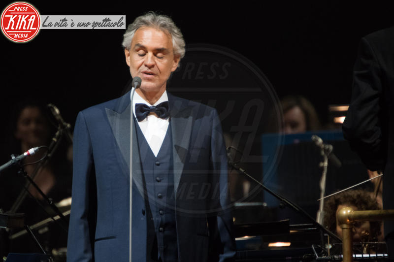 Andrea Bocelli - Londra - 01-10-2016 - Grammy Awards 2020, Billie Eilish e Lizzo dominano le nomination