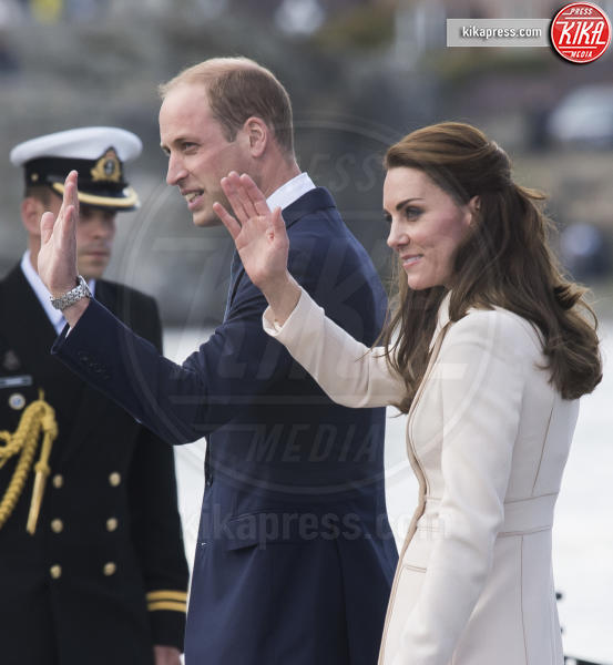 Principe William, Kate Middleton - Victoria - 01-10-2016 - Goodbye Canada! I duchi di Cambridge tornano a casa