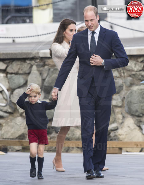 Principe George, Principe William, Kate Middleton - Victoria - 01-10-2016 - Goodbye Canada! I duchi di Cambridge tornano a casa