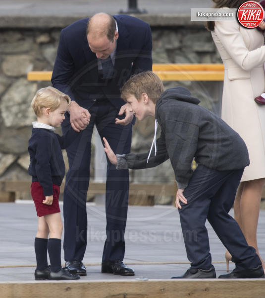 Principe George, Principe William - Victoria - 01-10-2016 - Goodbye Canada! I duchi di Cambridge tornano a casa